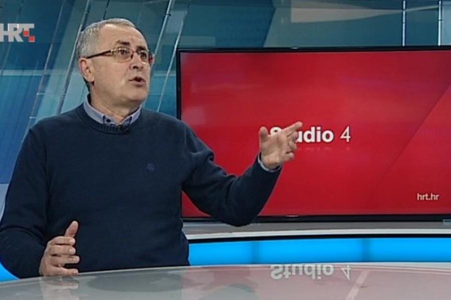 VIDEO – Stipić: Dogodine zaostajanje plaća više od 20 posto, HTV Studio 4