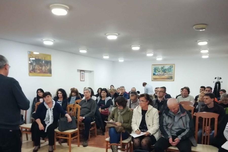Sjednica Međužupanijskog vijeća Južne Hrvatske u Splitu