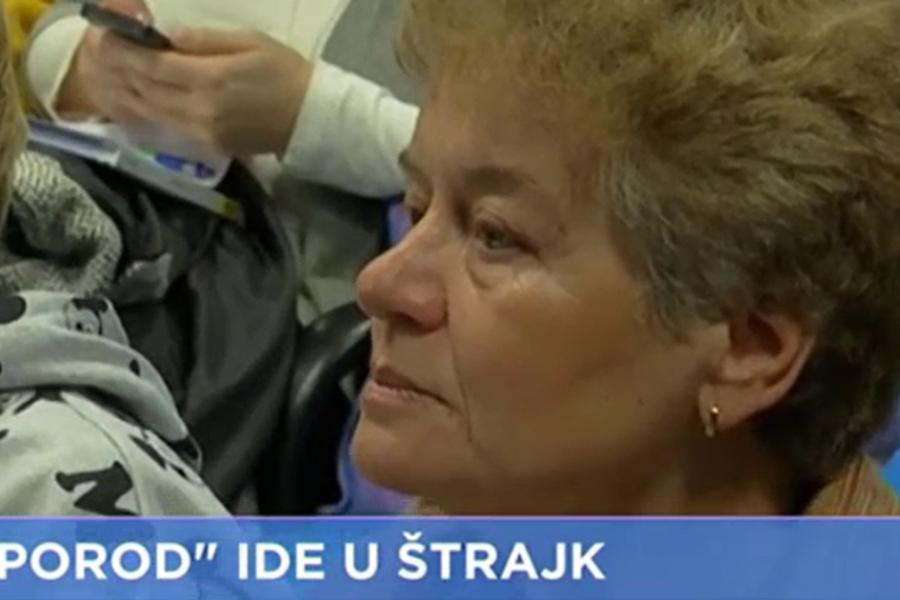 HTV, Dnevnik, 24.11.2018. – U srijedu u školama počinje štrajk