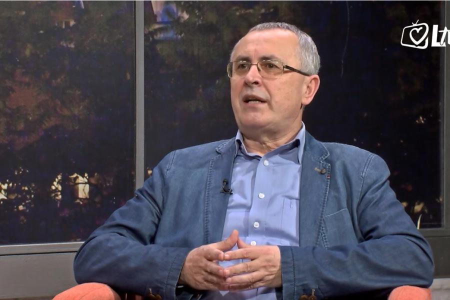 21.11.2018., LAUDATO TV, gost Željko Stipić