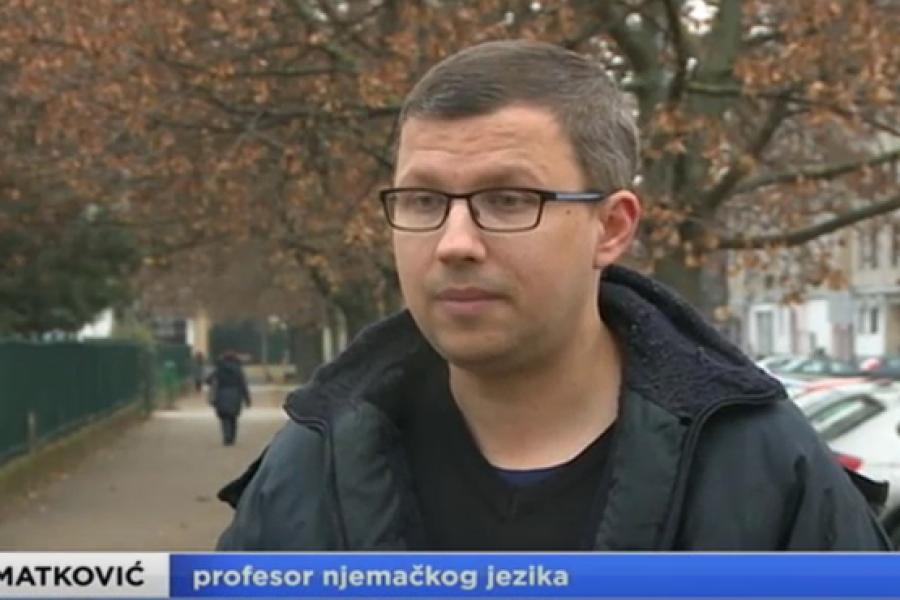 18.12.2018.  HTV Dnevnik, Nacrt Pravilnika od sutra na e-savjetovanju